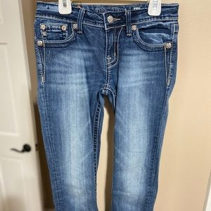 Junior's Miss Me Skinny Jeans